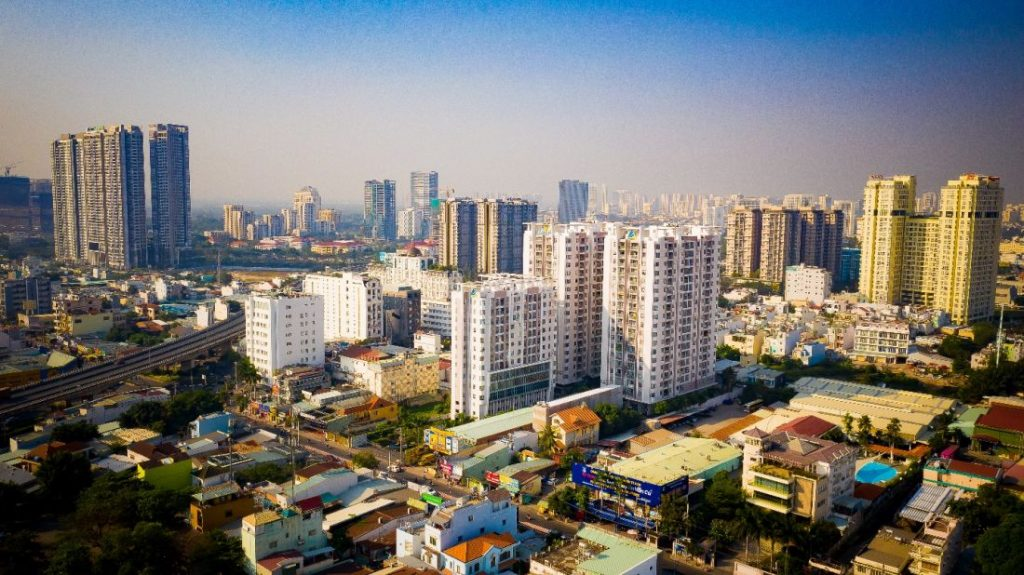 Căn hộ chung cư đang trở thành lựa chọn an cư hàng đầu của khách hàng