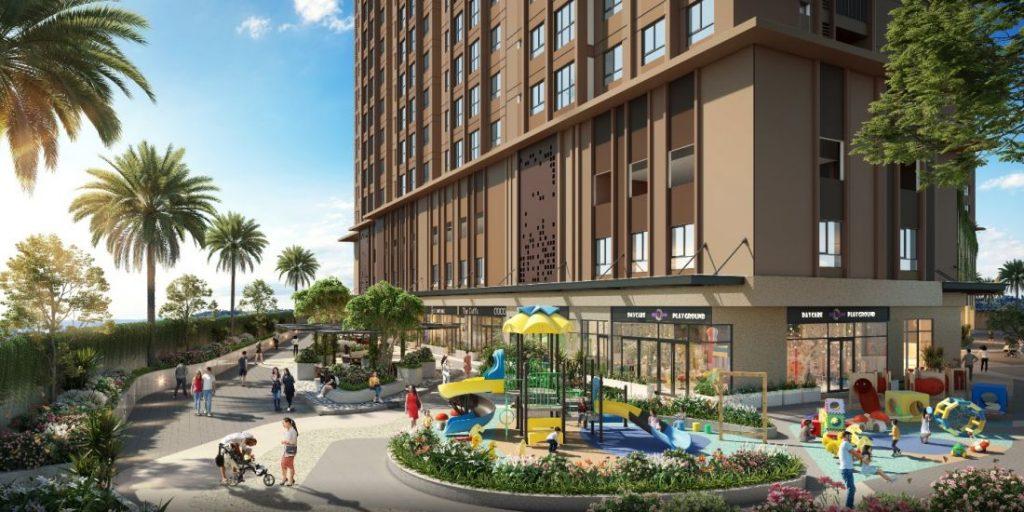 Opal Skyline kiến tạo nên môi trường sống hiện đại với cộng đồng dân cư văn minh, tiện ích hiện đại